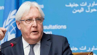 المبعوث الأممي يغادر صنعاء الى الرياض لترتيب إطلاق مفاوضات السويد