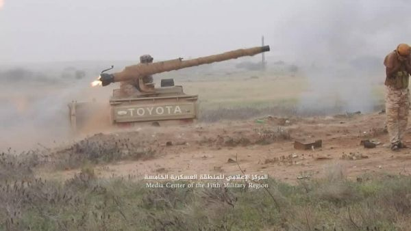 انتصارات جديدة في البيضاء ومصرع عشرات الحوثيين بدمت وتعز