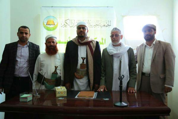 وزير الأوقاف يزور المقر الجديد لجمعية القرآن ويدعو لدعم أنشطتها