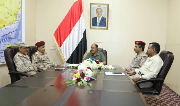نائب الرئيس يؤكد حرص الشرعية والتحالف على السلام الدائم المستند للمرجعيات الثلاث