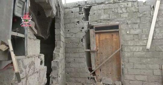 مليشيا الحوثي تقصف منازل المواطنين جنوبي الحديدة وتفجر مسجداً شرقها