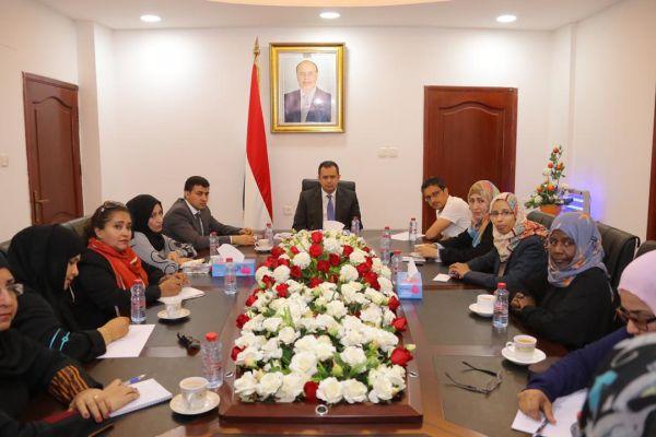رئيس الوزراء: نسعى لتمكين المرأة في المناصب القيادية