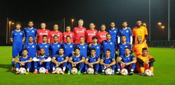 منتخبنا الوطني لكرة القدم يواجه نظيره السوري ودياً قبل كأس آسيا