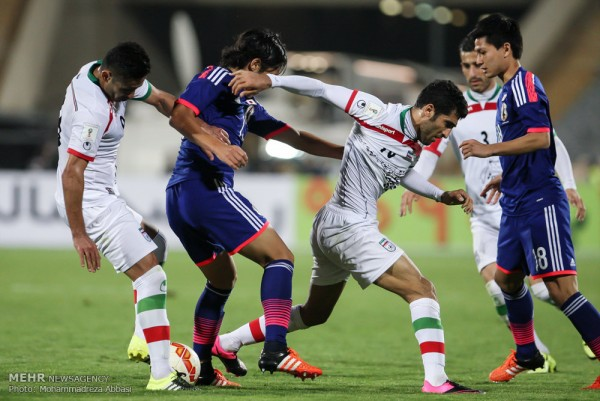 اليابان تفاجئ إيران وتتأهل إلى نهائي كأس آسيا