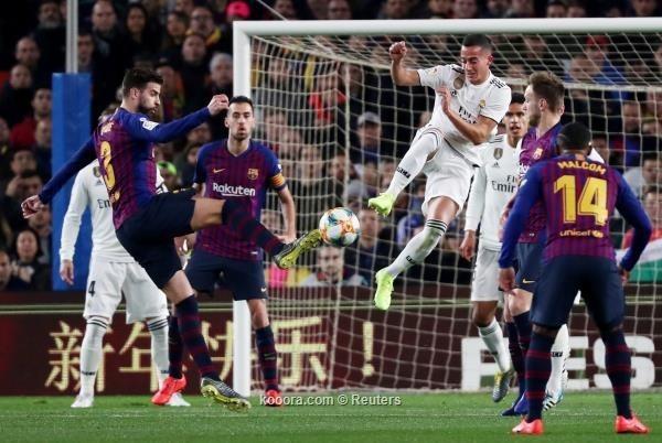 ريال مدريد يظهر تحسنا ملحوظا في التعادل مع برشلونة
