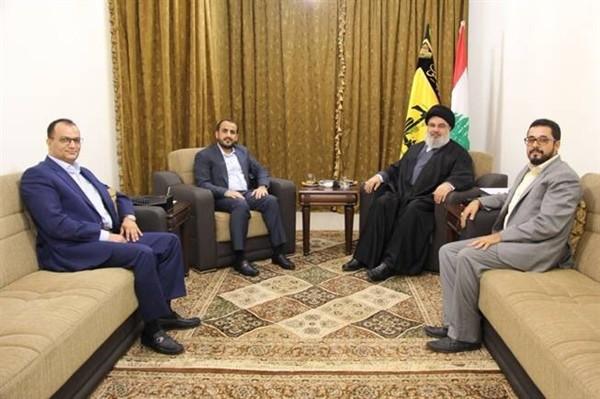 الحكومة الشرعية تدعو لبنان الى وقف أنشطة حزب الله العدائية في اليمن