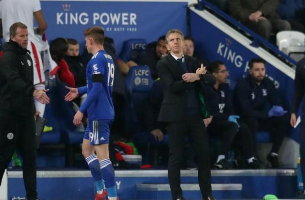 ليستر سيتي يقيل مدربه بسبب النتائج السيئة في الدوري الإنجليزي