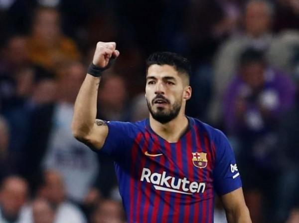 ثنائية سواريز تسقط ريال مدريد وترسل برشلونة إلى النهائي مجددا