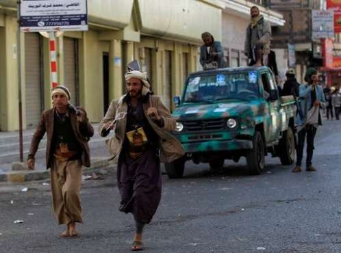 إصابة ثلاثة مواطنين برصاص قيادي حوثي في صنعاء