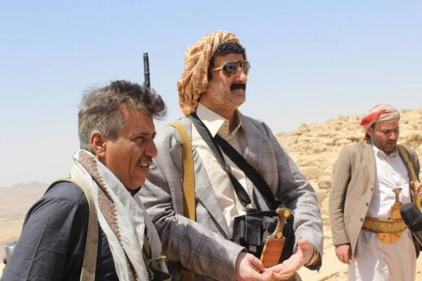 محافظ صنعاء: بشائر النصر قادمة من أعالي جبال نهم لإنهاء الانقلاب