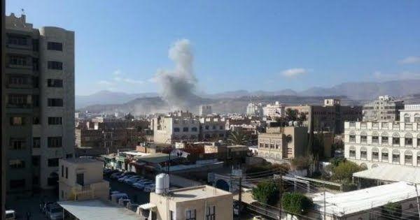 ضحايا من انفجار أسطوانة غاز تالفة بصنعاء