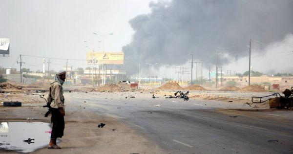 مصرع 8 حوثيين في البيضاء والتحالف يرصد 44 خرقاً لوقف اطلاق النار بالحديدة