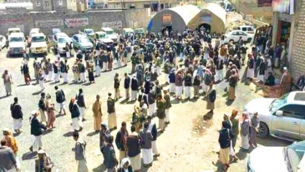 رضوخ ميليشيا الحوثي أمام قبائل غاضبة بصنعاء