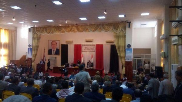 الإعلان عن أكبر تحالف وطني للقوى السياسية دعماً للشرعية وإنهاء الانقلاب