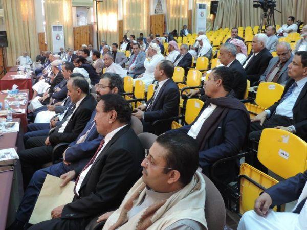 البرلمان يقر عقد جلساته بصورة دائمة ويبارك إشهار التحالف الوطني