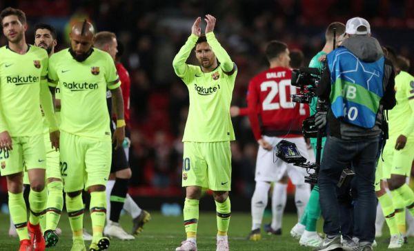 برشلونة على بعد خطوة من كسر عقد ربع النهائي