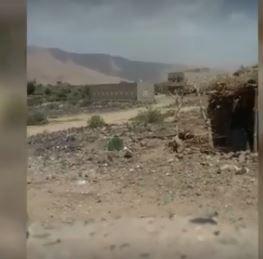 مليشيا الحوثي تفجر 3 منازل وتصيب امرأة بأرحب شمال صنعاء