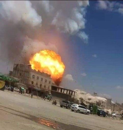 تأكيداً لما نشره العاصمة أونلاين.. تحقيق يكشف علاقة الحوثيين بانفجار سعوان