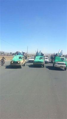 بينهم قيادات وأطفال.. مليشيا الحوثي تشيع عدد من قتلاها لقوا مصرعهم بالضالع