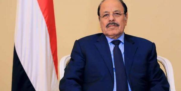 نائب الرئيس يشيد بانتصارات الجيش والمقاومة في الضالع
