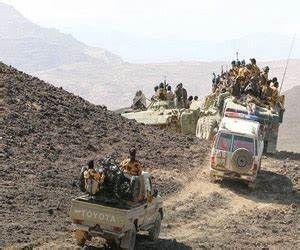 الجيش الوطني يتقدم في معقل الانقلابيين بصعدة