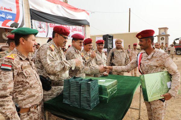 الفريق المقدشي: المؤسسة العسكرية الضامن لتحرير الوطن وتحقيق تطلعات الشعب