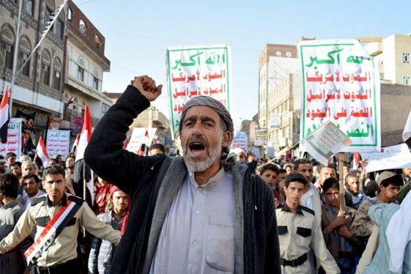 كيف انكمشت شعارات الموت الحوثية في غمرة محادثات سرية للجماعة مع الأمريكيين؟