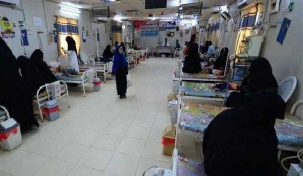 مراكز معالجة الكوليرا بصنعاء تبدأ إضراباً كلياً للمطالبة بمستحقات العاملين