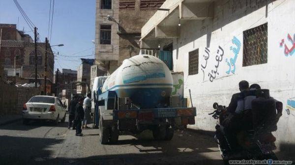 تحذيرات من استمرار تموين محطات غاز وهمية خدمة لميلشيا الحوثي في صنعاء