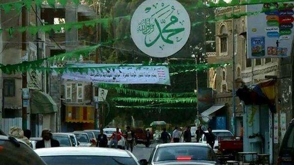 """""""المولد"""".. ما الرسائل التي أراد الحوثيون تمريرها بعباءة """"النبي""""؟"""