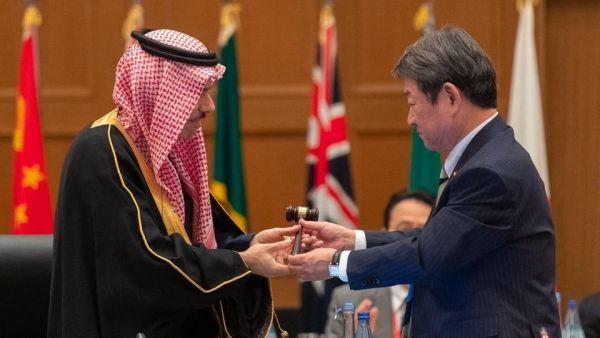 رسمياً.. السعودية تتسلم رئاسة مجموعة العشرين الاقتصادية للعام 2020