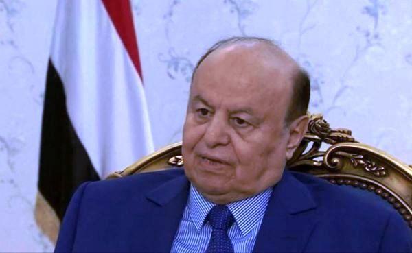 الرئيس هادي يوجه بتشكيل  لجنة تحقيق في ملابسات استشهاد العميد الحمادي