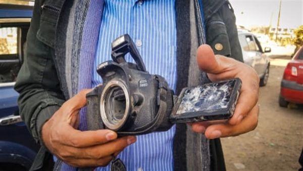 منظمة صدى تدين بشدة قصف الحوثيين اجتماعا لعدد من الصحفيين بالجوف