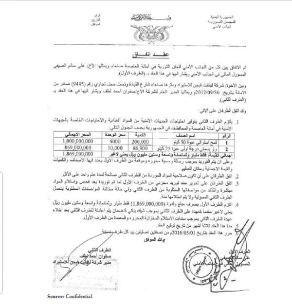 وثائق تكشف أساليب وطرق قادة الحوثي في غسيل ونهب أموال اليمنيين