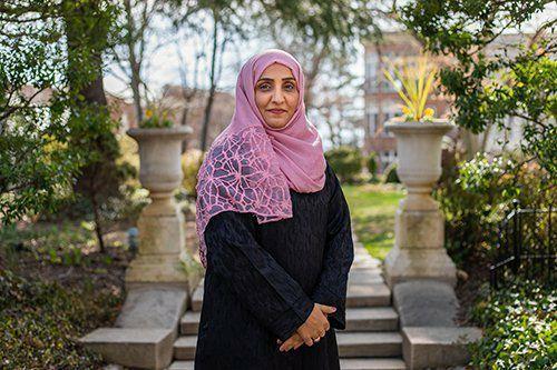 ناشطة ماربية حاصلة على جائزة دولية ترد على قيادي حوثي: مراد قبيلة شامخة أوجعت مشروع الكهنوت