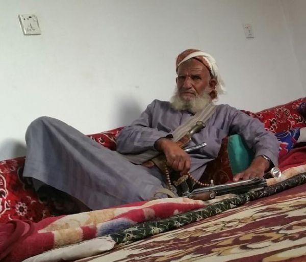 """مأرب.. إصابة الابن السادس للشهيد وأبو الشهداء """"الشيخ حمد الأجدعي"""""""