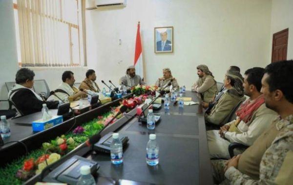 اجتماع برئاسة المقدشي يؤكد على التعبئة والنفير لاستكمال معركة التحرير