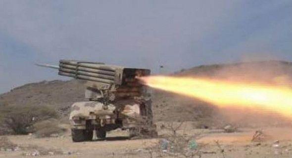 قائد المنطقة الثالثة: قواتنا تتقدّم في صرواح ومليشيا الحوثي تجر أذيال الهزيمة