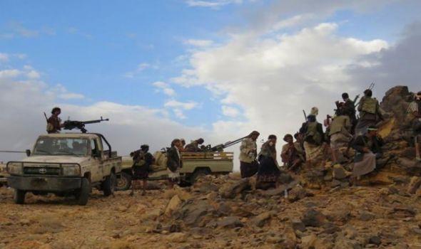مصرع قيادي حوثي بارز في معارك مع الجيش بصرواح