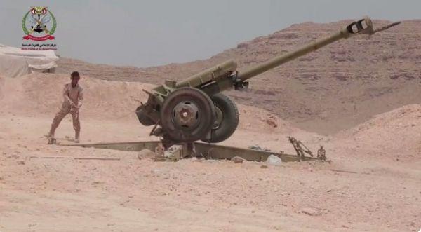 قتلى وجرحى حوثيين بنيران أبطال الجيش شرق صنعاء