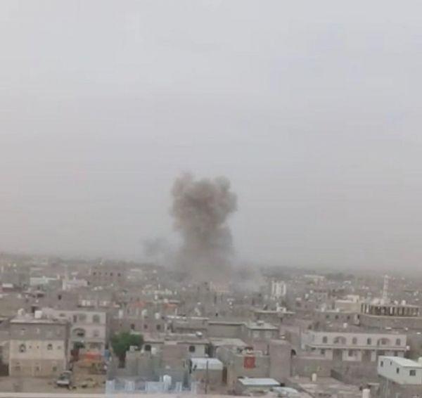 مليشيات الحوثي تعاود استهداف المدنيين في مأرب بصاروخ باليستي