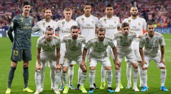 ريال مدريد يتوج بطلا في الدوري الإسباني للمرة 34 في تاريخه