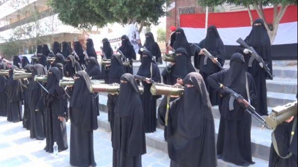 تقرير أممي يكشف حقائق جديدة عن تجنيد الحوثيين للنساء والأطفال