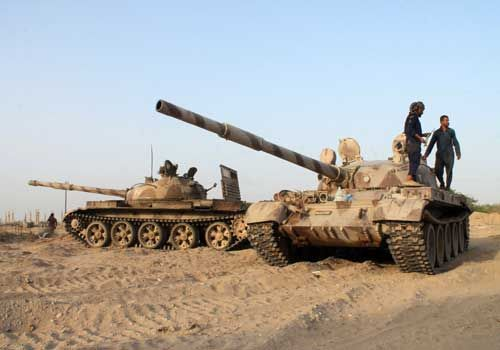 الجيش يحرز مكاسب جديدة في الجوف ومقتل 40 حوثياً في ماهلية مأرب