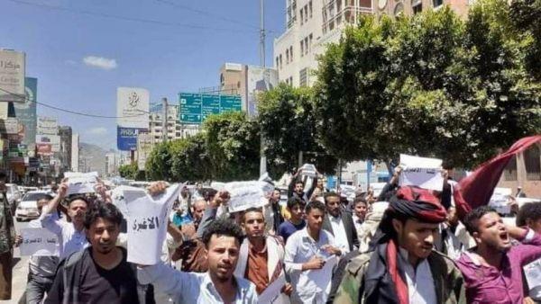 """بسبب مظاهرات التضامن مع """"الأغبري"""".. صحفي يكشف (استنفار) المليشيا ونصيحة إيرانية"""