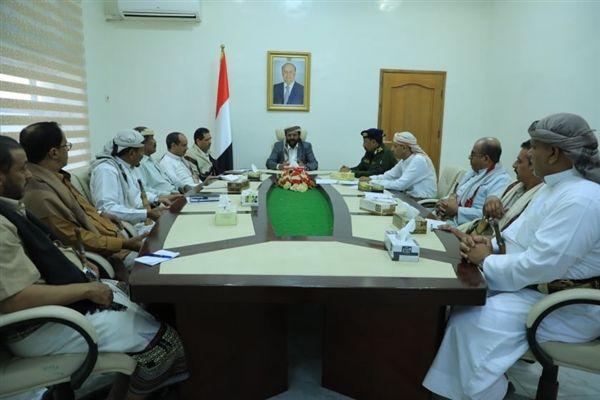 محافظ مأرب: الثورة اليمنية تمثل إرادة شعب وقضية حق وحرية وكرامة