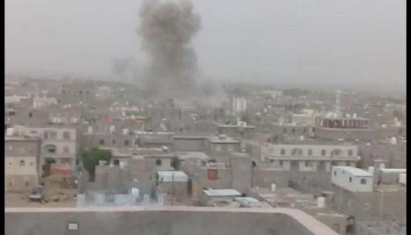 حقوق الانسان تدين استمرار مليشيا الحوثي باستهداف الاحياء السكنية في مأرب