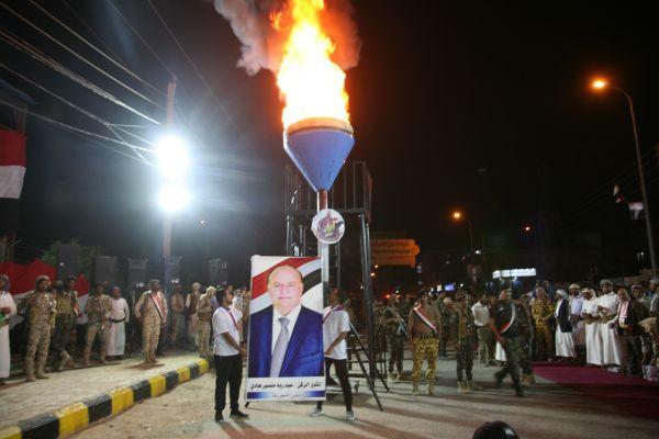 في حفل إيقاد شعلة الذكرى الـ58 لثورة 26 سبتمبر.. المحافظ العرادة: مأرب ستظل منطلقا للجمهورية والتحرير
