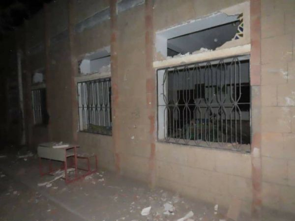 مركز حقوقي دولي يندد باستهداف مليشيات الحوثي مدرسة في مأرب
