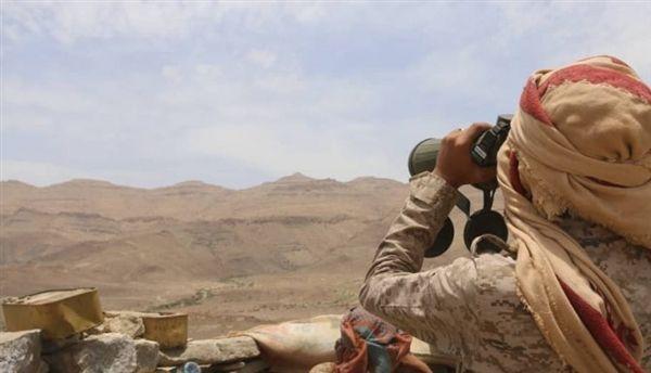 مصرع العشرات من المليشيا الحوثية وتدمير أطقم عسكرية في نهم شرق صنعاء